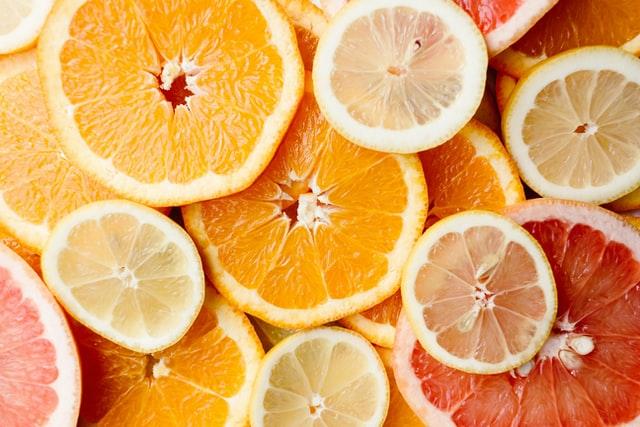 【SNSで映える!】甘くおしゃれな輪切りオレンジピールの作り方。