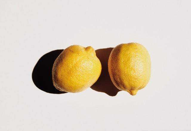【ワックス除去!】安心安全のためのレモンの下処理方法。ほんの一手間が仕上がりをかえる!