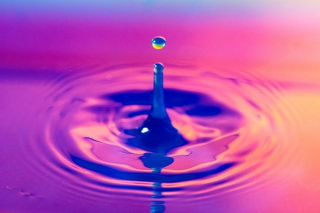 【材料4つだけ】魅惑のルビー色!赤紫蘇シロップの作り方。